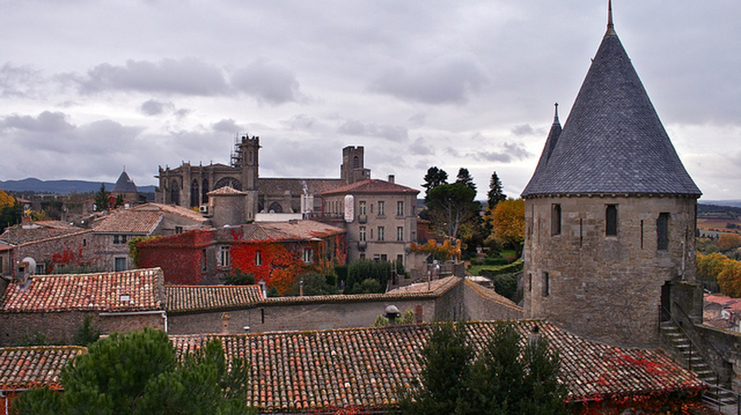 View from Carcassone | © llunatica81/Flickr