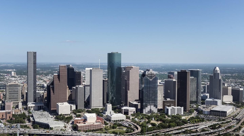 Aerial Houston View | © Skeeze/Pixabay