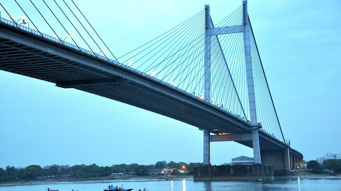 Bridge, Hooghly, Kolkata | © PDPics/Pixabay