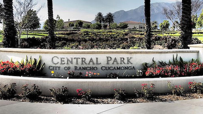 Central Park, Rancho Cucamonga, CA | © Ian D. Keating/WikiCommons