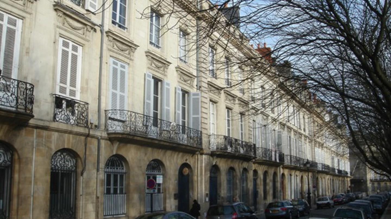 Bordeaux Pave Chartrons | © Bordeaux/WikiCommons