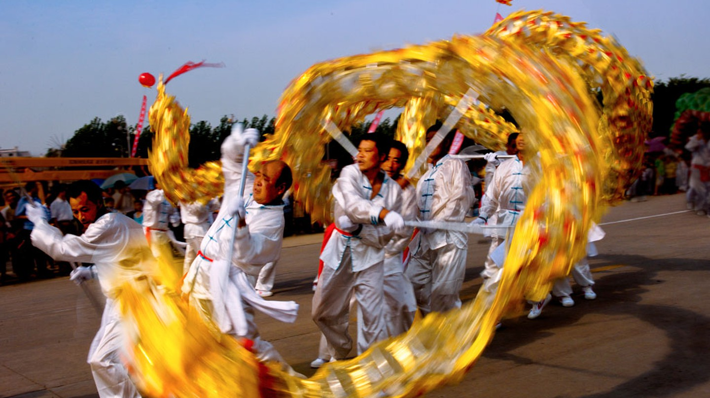 Dragon Dance |Wikimedia