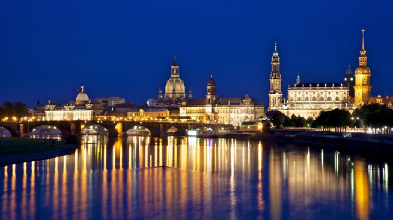 Dresden from Albertbrücke | © Jiuguang Wang/WikiCommons