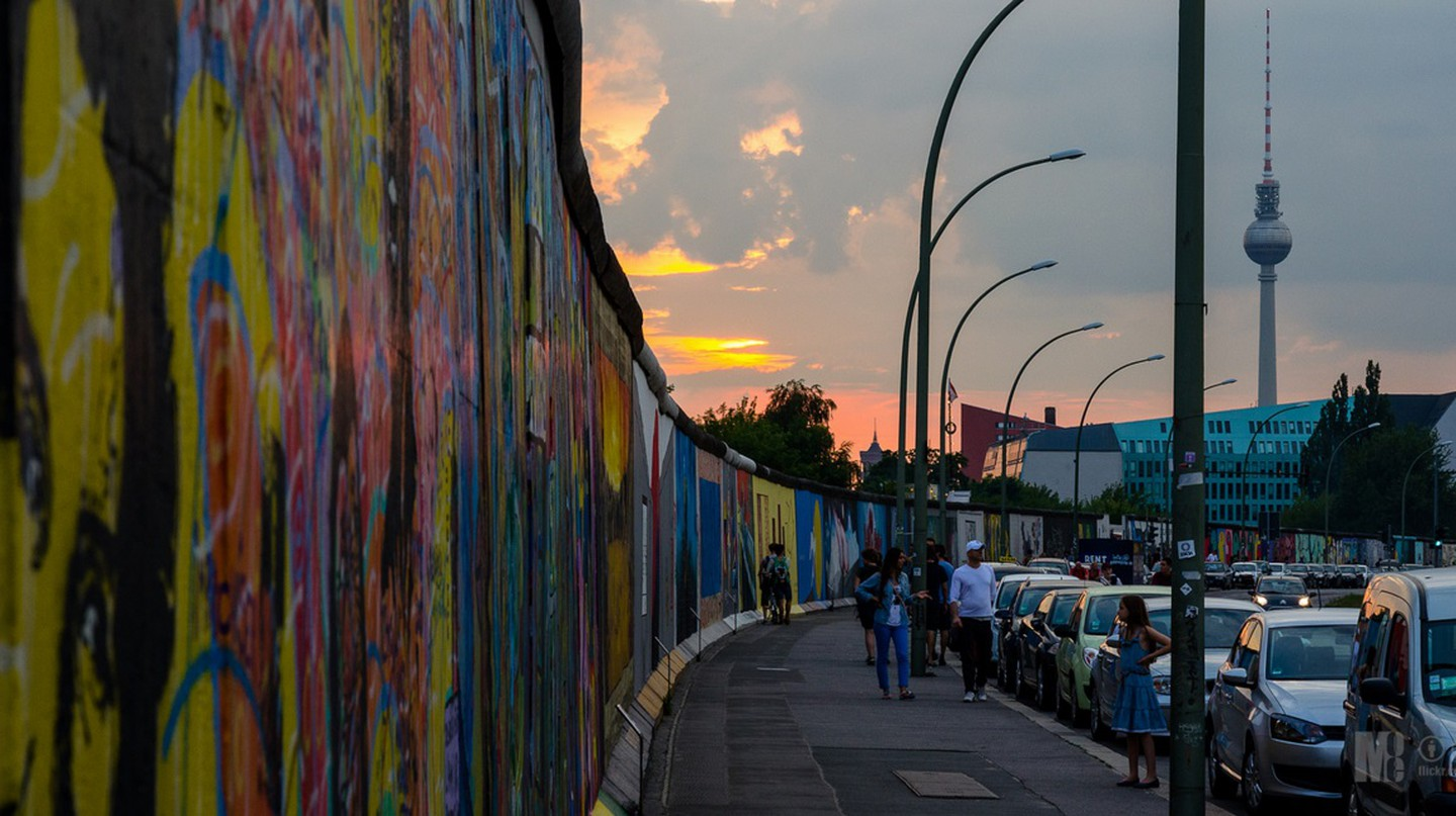 East Side Gallery | © El-Moe/flikr