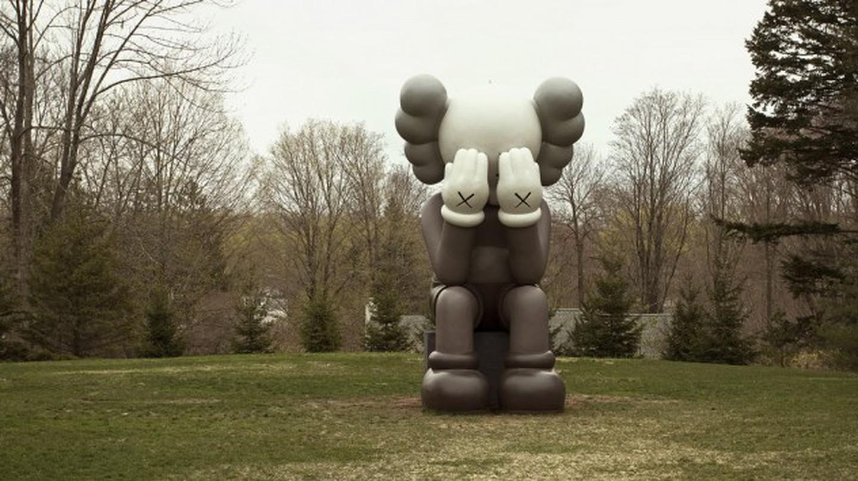 KAWS, The Aldrich Contemporary Art Museum