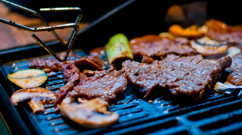 Korean BBQ   © Thomas sauzedde / Flickr
