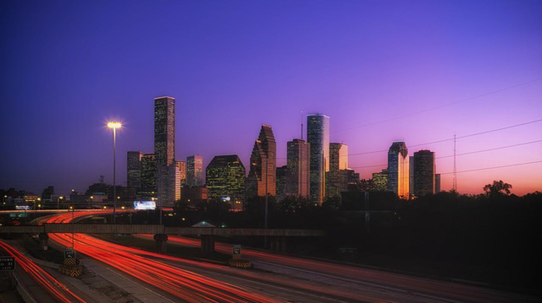 Houston sunset sky | © tpsdave/Flickr