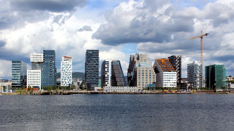 Oslo Skyline | © Pixabay