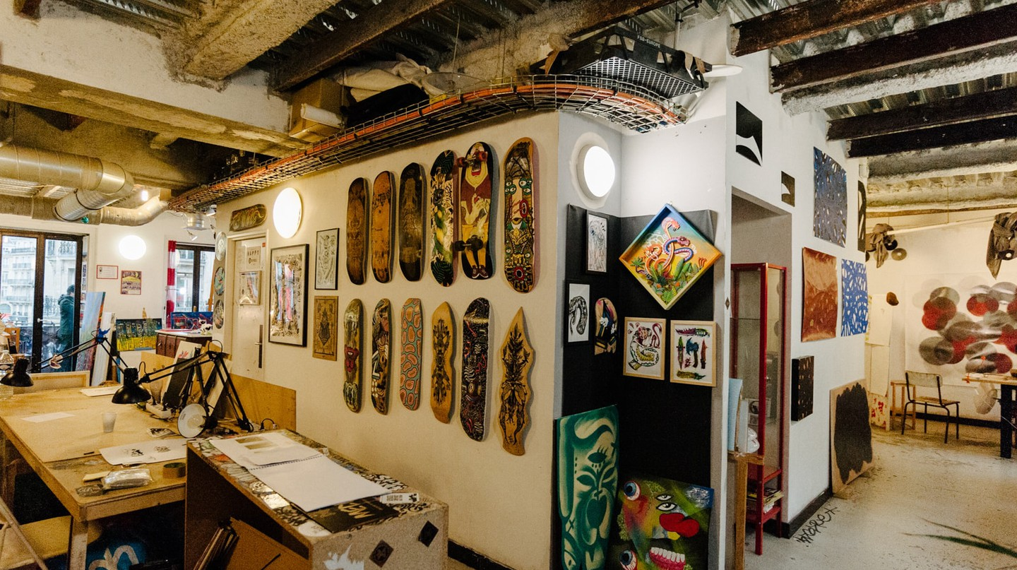 59 Rivoli: The Art Squat Of Paris