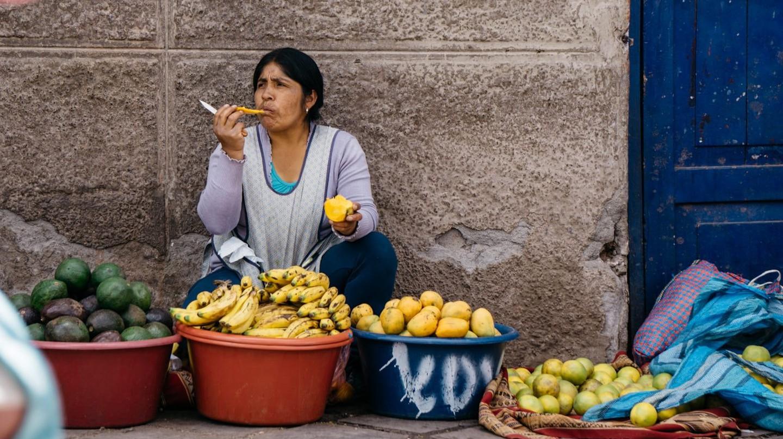 The Best Food And Flea Markets In Cusco, Peru