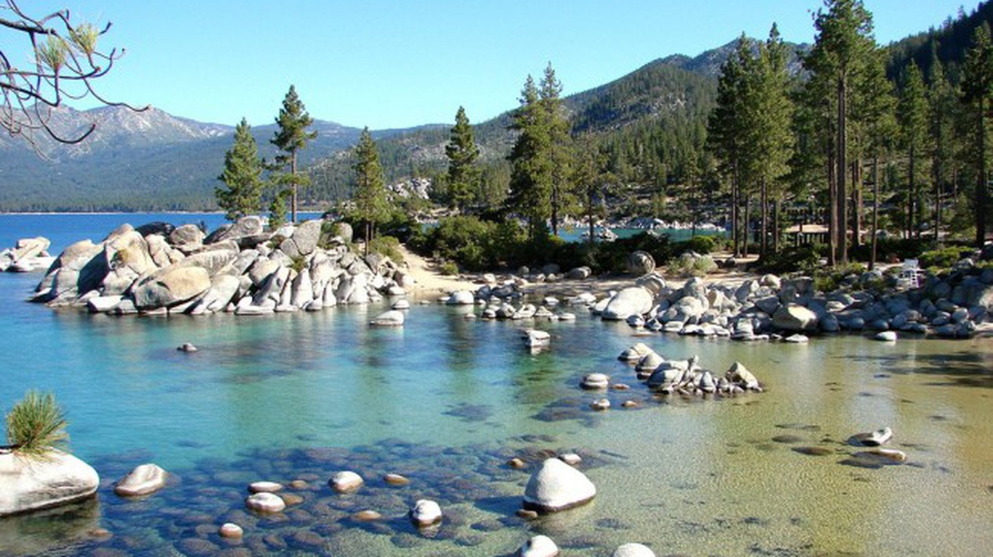 Lake Tahoe, NV, Sand Harbor