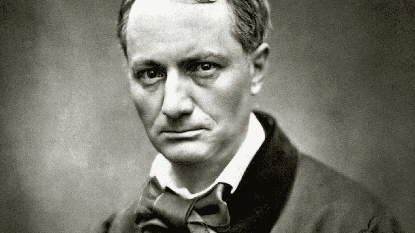 "Charles Baudelaire is a French poet most well known for his collection of poems entitled ""Les Fleurs du Mal"" 