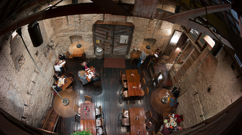 Gristmill River Restaurant & Bar | © Nan Palmero