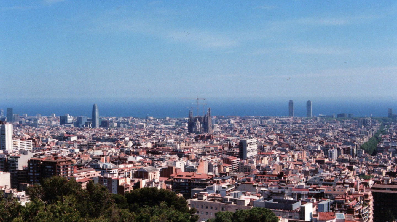 Barcelona   © Jorge Luis Zapico/Flickr