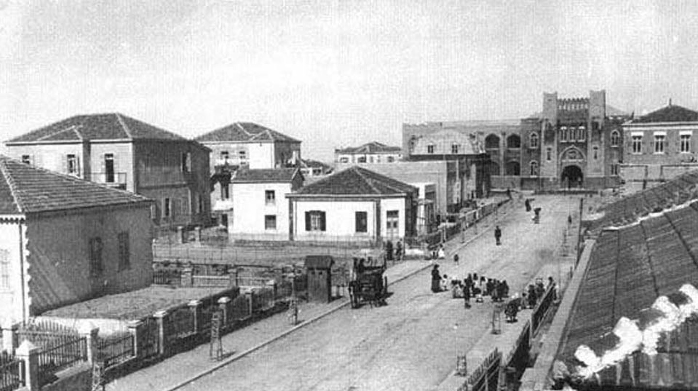 Tel-Aviv at early years | מאיר מ/Wikimedia