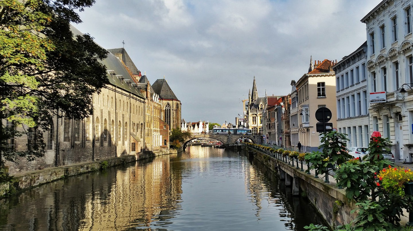 Ghent | ©Grassrootsgroundswell/Flickr