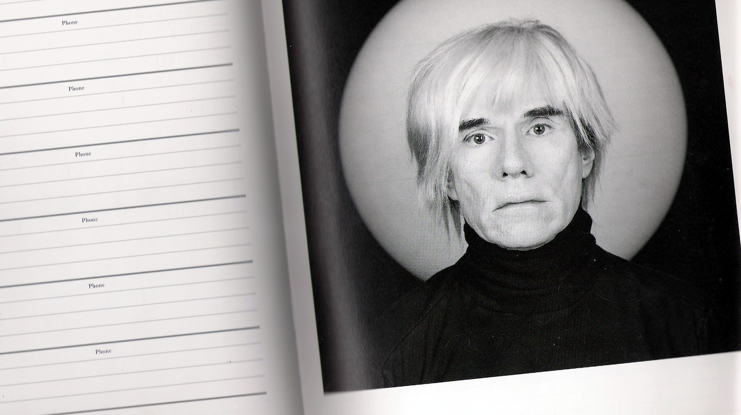 Andy Warhol's World Of Celebrity