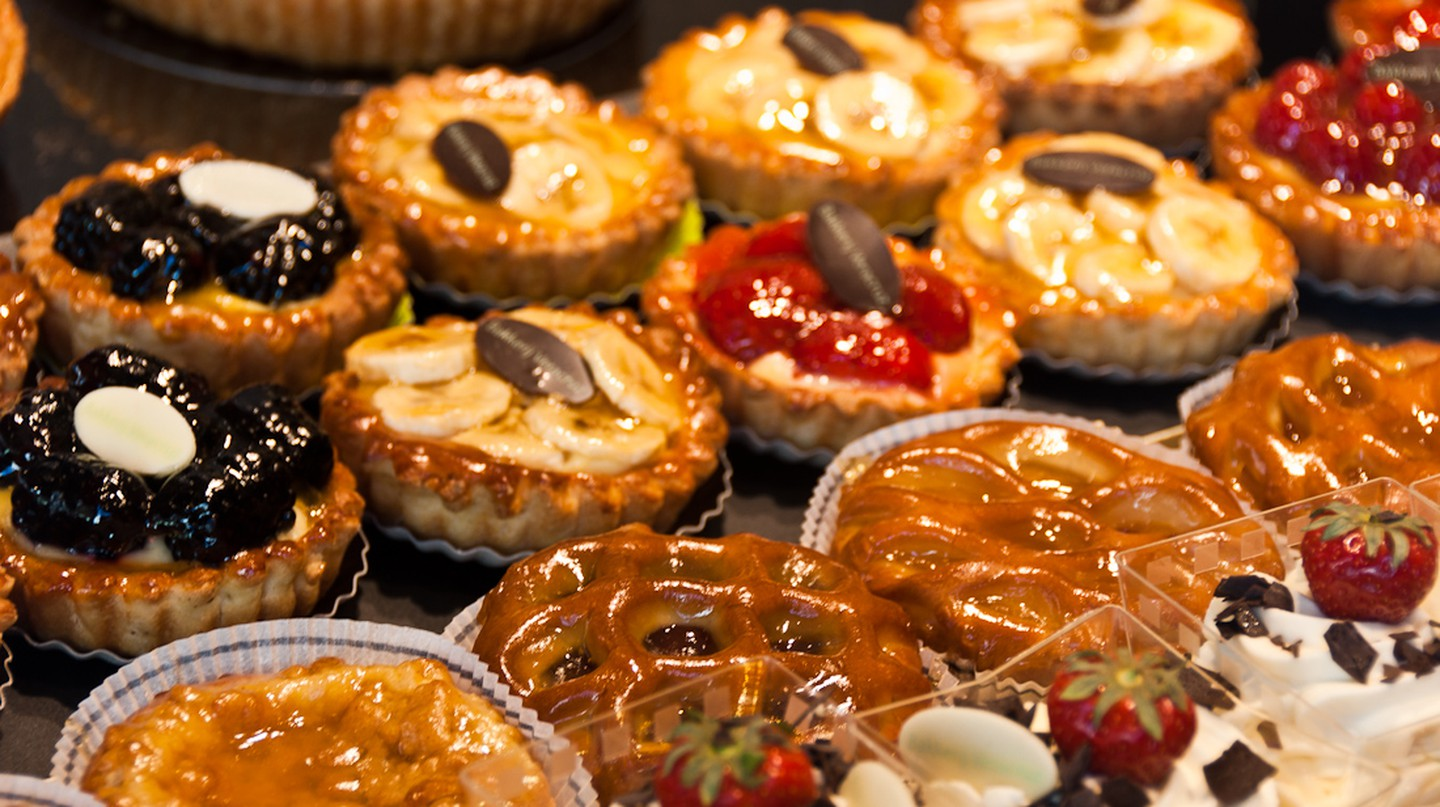 Belgian pastries|© David Blaikie/Flickr