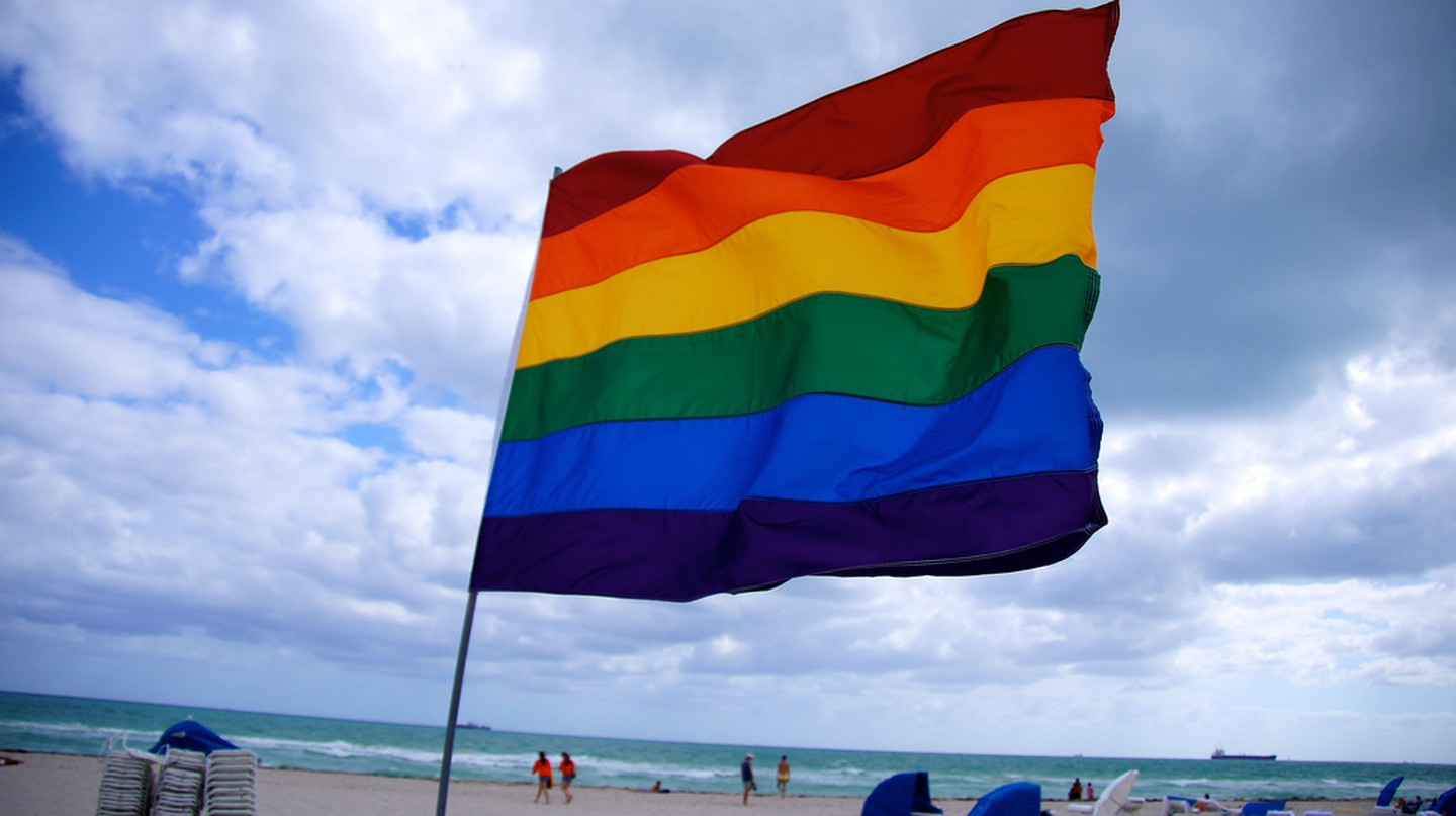 LGBT flag |  © Ted Eytan / Flickr