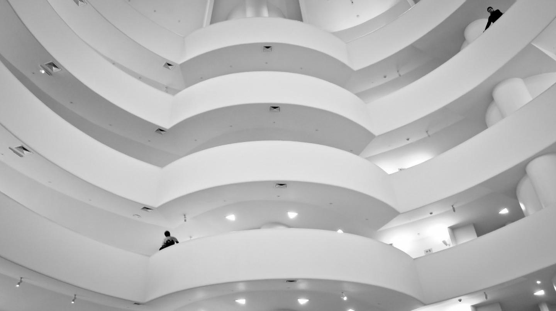 Guggenheim lines | © Hernán Piñera/Flickr
