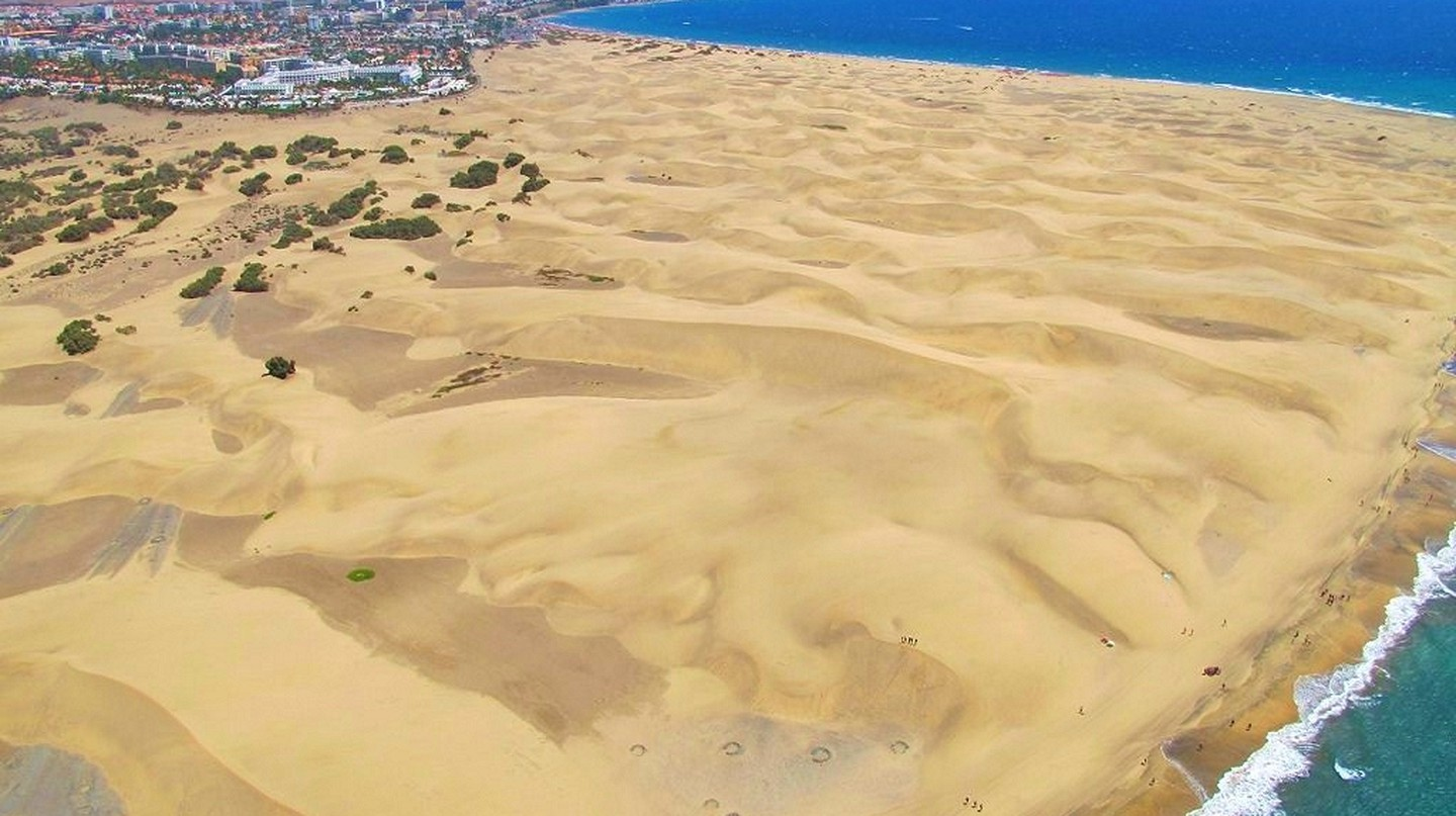 The Dunes of Maspalomas | © El Coleccionista de Instantes / Flickr