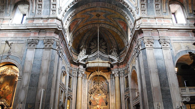 Interior of Basílica da Estrela | © Concierge.2C / WikiCommons