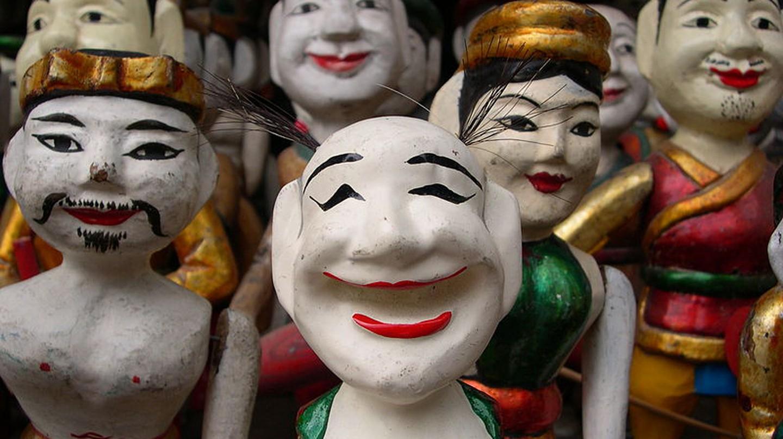 Vietnamese water puppets  © Farpost2/WikiCommons