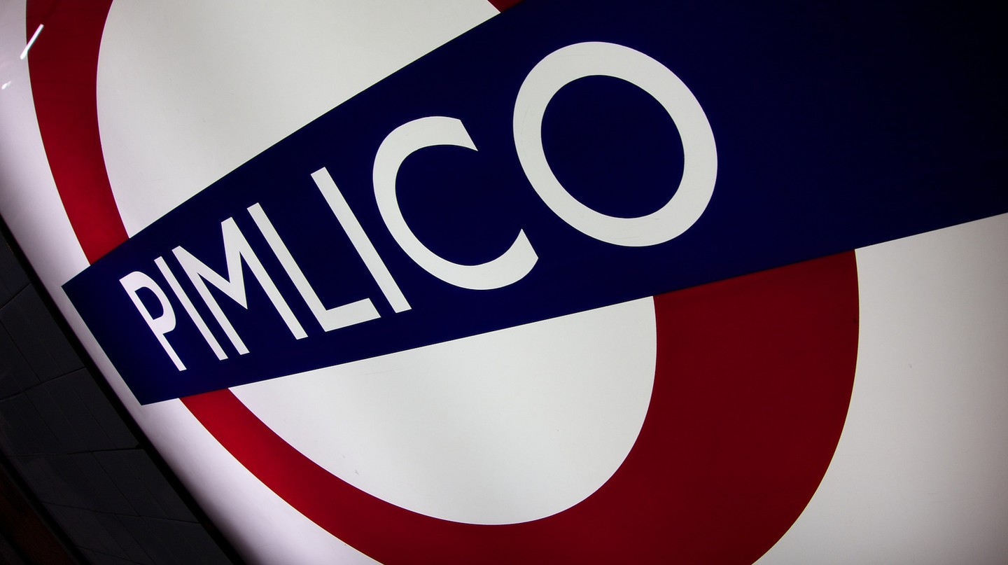 Pimlico | © Paul Hudson / Flickr