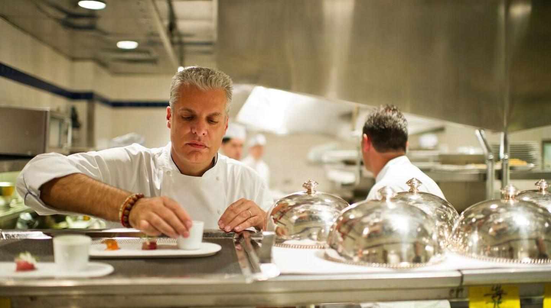 Chef Ripert|©Daniel Krieger