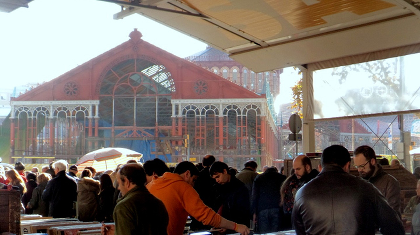 The Market of Sant Antoni | Courtesy of Elena Isaeva