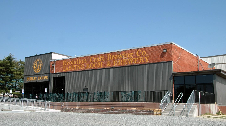 Evolution Craft Brewing Company, Salisbury | Courtesy Evolution Craft Brewing Company
