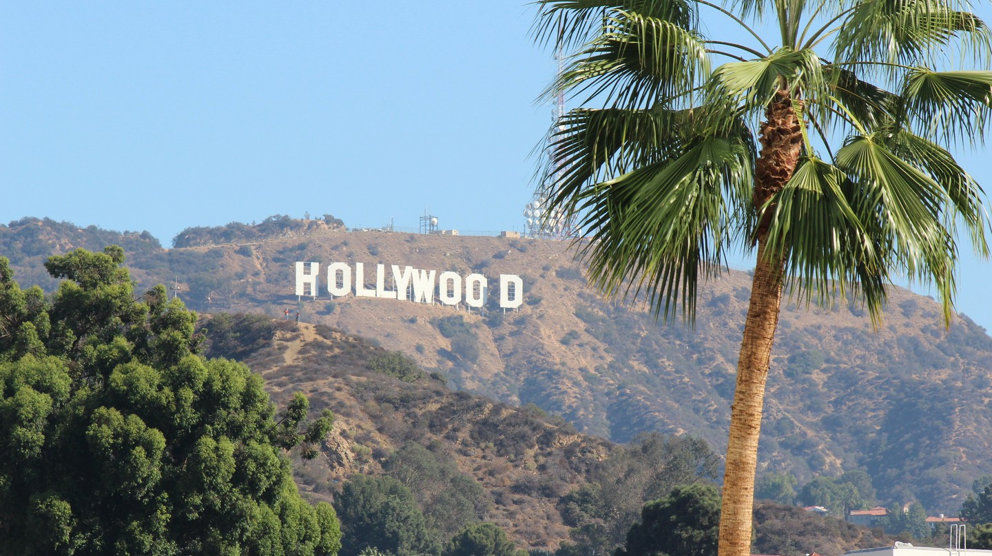 Hollywood Hills | © Shinya Suzuki/Flickr