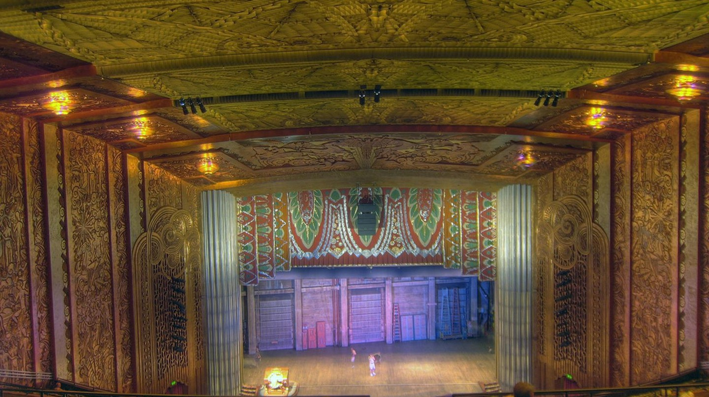 Paramount Theater of the Arts © BWChicago/Flickr