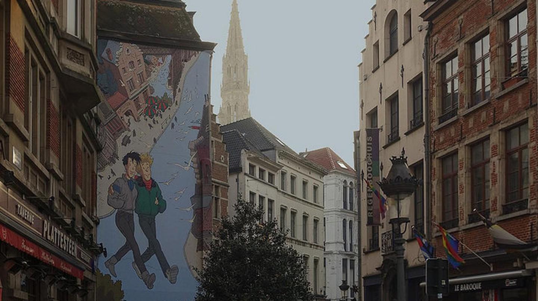 Rue du Marché au Charbon | © Steynard/Flickr