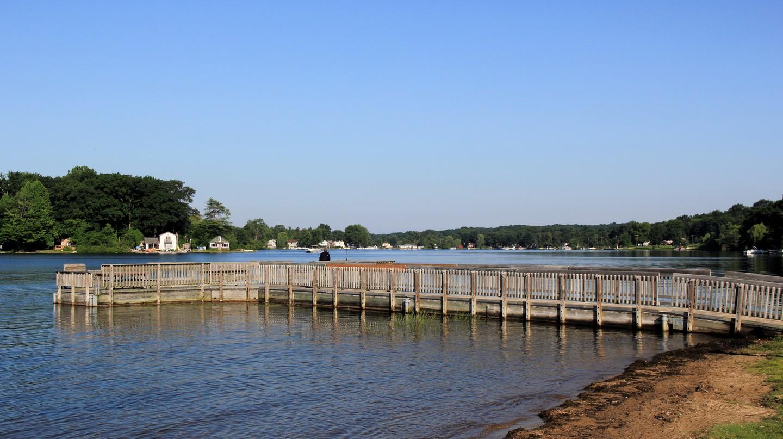 Pontiac Lake State Recreation Area   © KRoark/Flickr