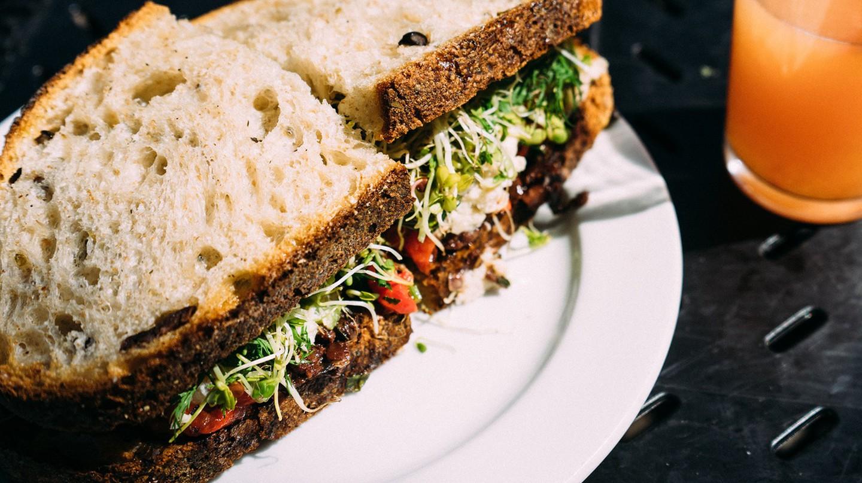 Cress Sandwich