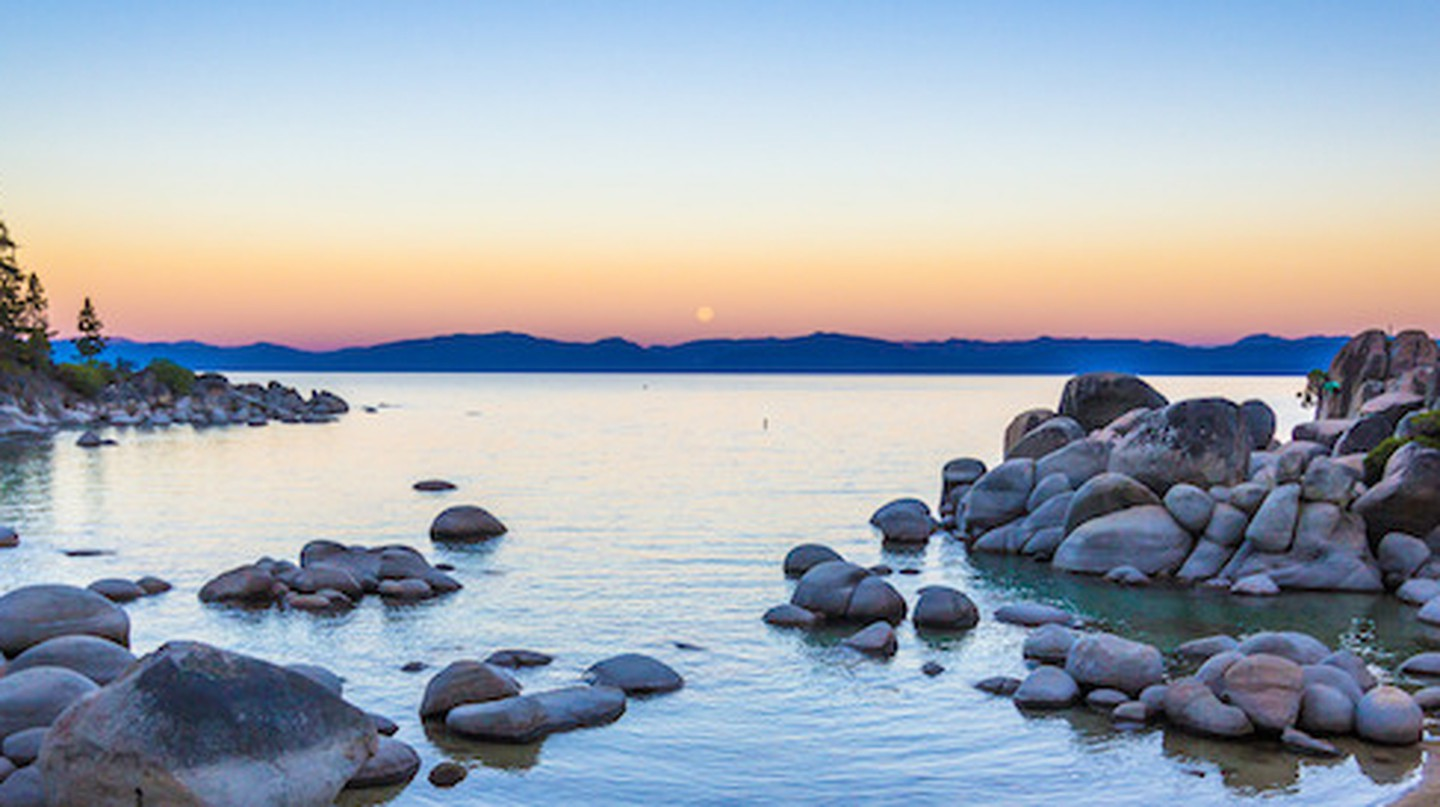 Sand Harbor, Lake Tahoe Nevada State Park | © Trevor Bexon/Flickr