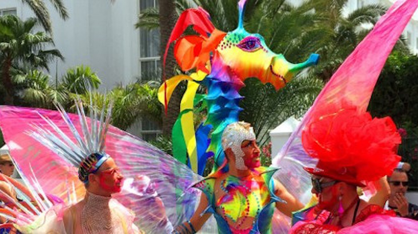 Gay Pride Maspalomas 2015 | © Ybridex AngeloDemon/Flickr