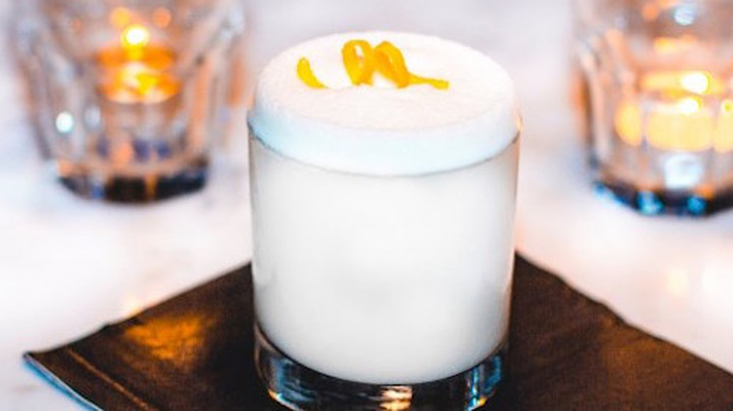 Ramos Gin Fizz | Courtesy of Apt. 200
