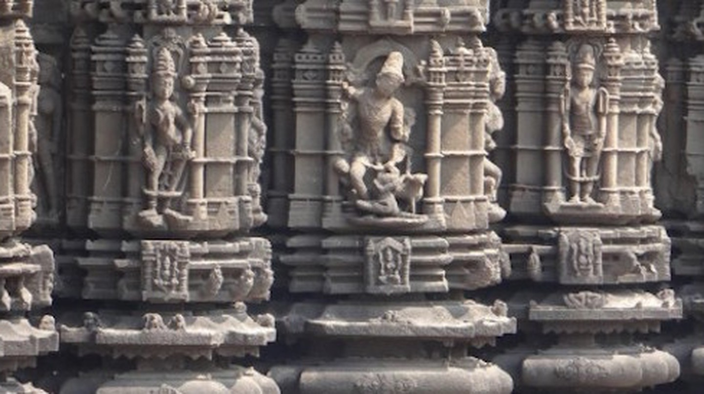Poetry In Stone: The Ambernath Temple