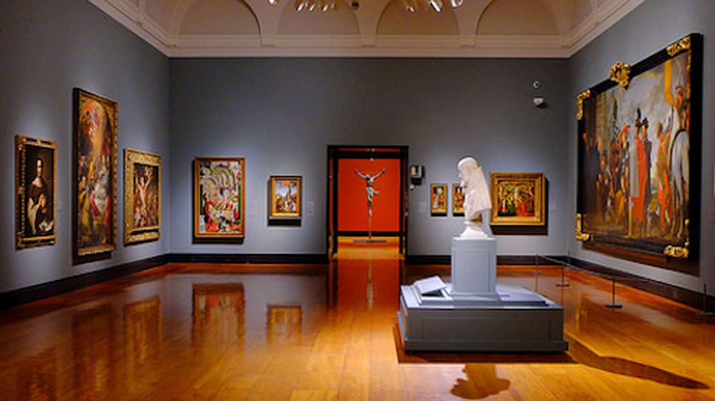 Art Gallery of Ontario | © Reg Natarajan/Flickr