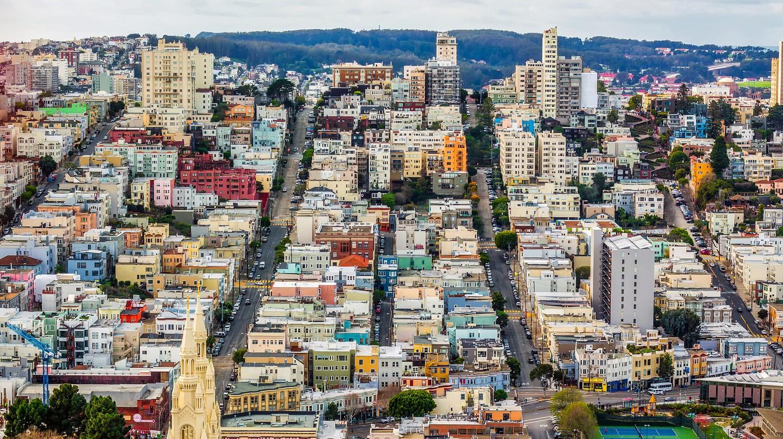 San Francisco | © tpsdave/Pixabay