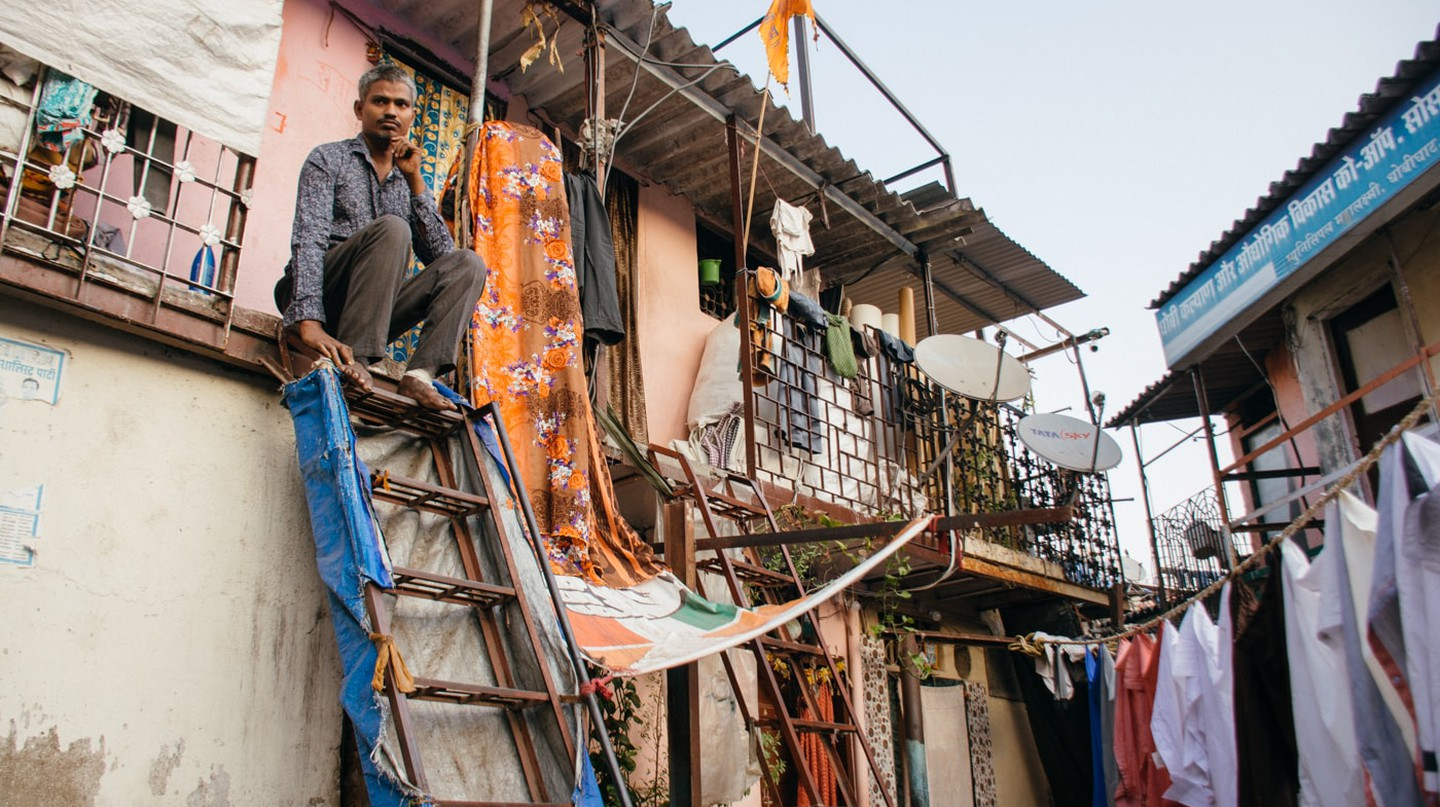 Behind the Scenes at Mumbai's 140-Year-Old Dhobi Ghat