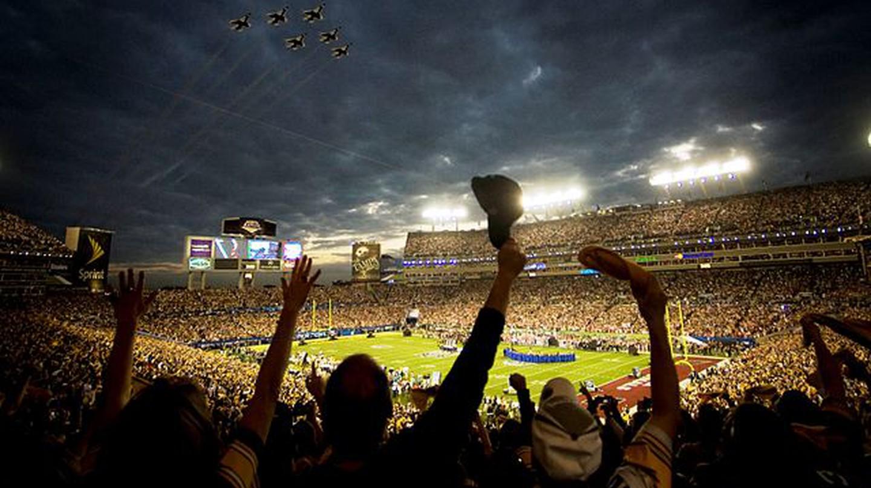 Super Bowl   ©WikiCommons