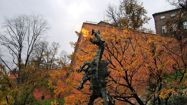 Wawel dragon | © Diether/WikiCommons