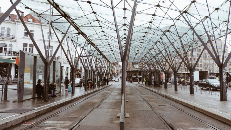 Place Flagey   Courtesy of Chiara Bellani