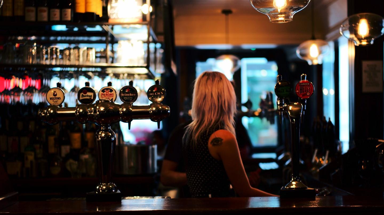 Pub Interior | © Kamal Hamid/Flickr
