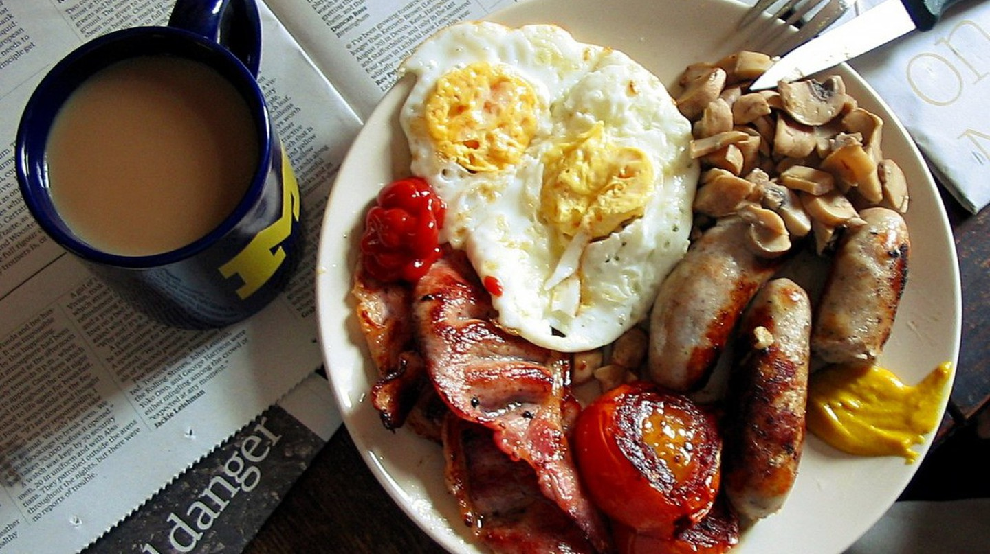 Classic British Fry Up | © preater/Flickr