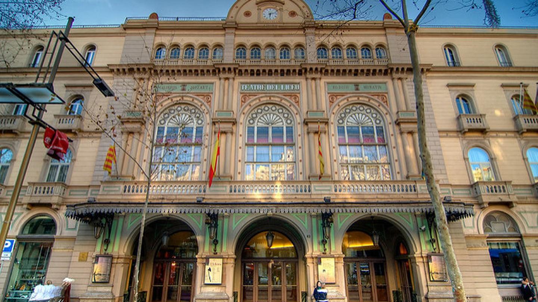 Liceu, Barcelona | © Sergio Morchon /Flickr