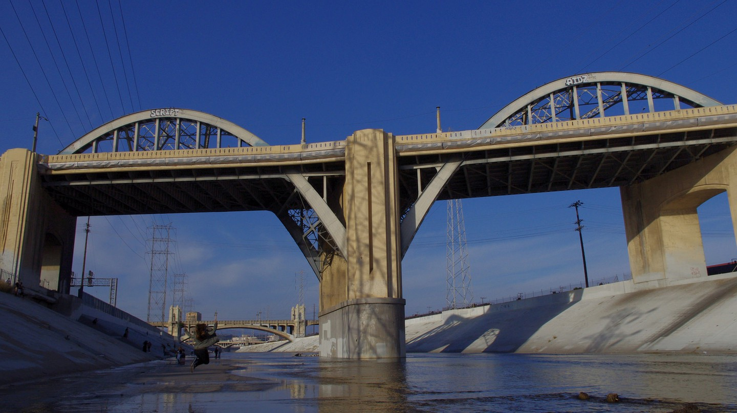 LA River |© joey zanotti/Flickr